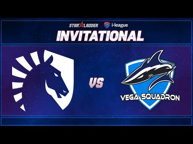 Liquid vs Vega Game 1 - SL i-League Invitational: Group B - @DakotaCox @Lacoste