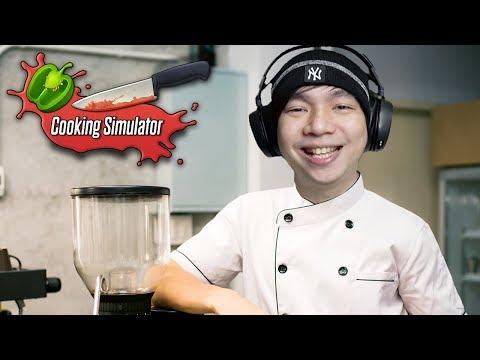 Belajar Untuk Menjadi Koki Terbaik - Cooking Simulator Indonesia