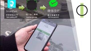 Magyar parkoló-rendszer sikere Kínában