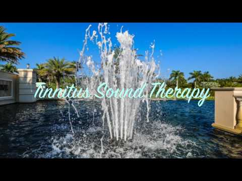 best-tinnitus-sound-therapy-ever-#-3-fountain