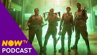 NOW TV Movie Podcast - March | Beauty and the Beast, Oscars Round-Up and Ghostbusters!