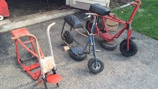 Minibike builds and tips!!!