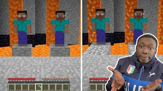 MINECRAFT MEMES COMPILATION | ft. Khaby.Lame