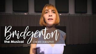 Bridgerton Musical Opening Choreography | Katharine Quinn // Kate Made Media