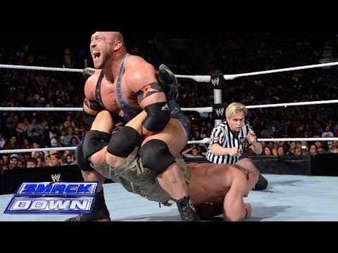 John Cena vs. Ryback: SmackDown, Nov. 8, 2013