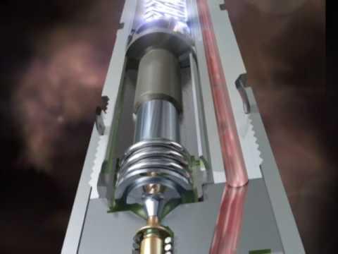 Inyector piezoeléctrico de Bosch