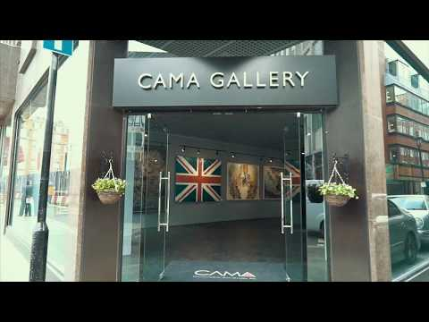 CAMA Gallery - Sensation Exhibition