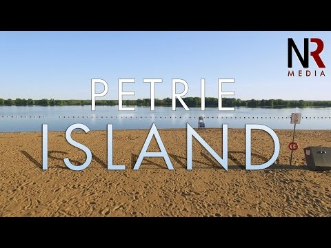Petrie Island - Orléans, Ontario, Canada - Beaches and Scenic Wetlands