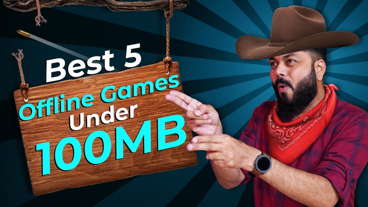 Top 5 Best Offline Games Under 100MB (Non Chinese)⚡⚡⚡ July 2020