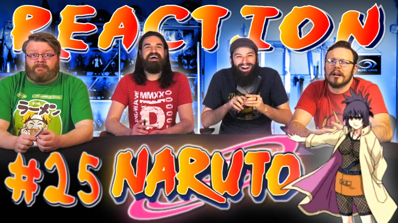 """Download Naruto #25 REACTION!! """"The Tenth Question: All or Nothing"""""""