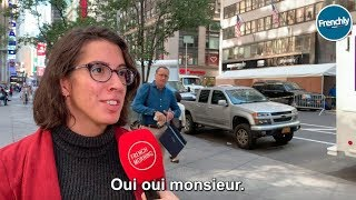 Americans Try to Speak French