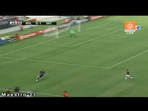 Onyewu Vs. inter - 26/7/2009