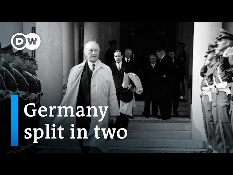 1949 - One year, two Germanies | DW Documentary