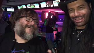 Actor Jack Black- Talks Favorite Dio Songs- Interview by Neil Turbin-The Metal Voice