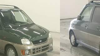 1998 Subaru PLEO RA1