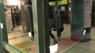 東急3000系 飯田橋発車