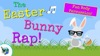 Easter Song For Kids: Fun Body Percussion!