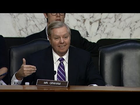 Graham Questions DHS Secretary Nielsen on Immigration Reform