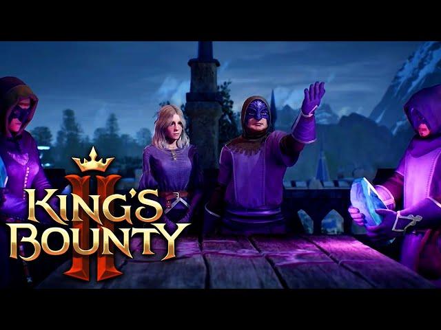 Kings Bounty 2 🧙🏻♀️ Es gibt Zauber? Upppss xD #09 [Paladin   Lets Play Deutsch]