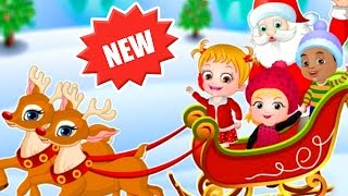 Baby Hazel Game Movie - Baby Hazel Christmas - Dora the Explorer