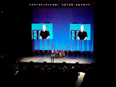 Robin Williams- Encore Joke