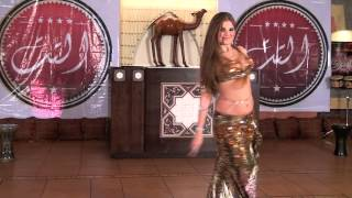 Miss Hungary 2009 , Naimah From Hungary In Eltet Dance channel