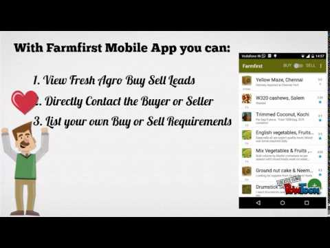 Farmfirst Agro Marketplace