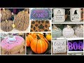 Shop With Me At Target, Big Lots & More - Fall Decor, Home Decor, Halloween Decor + Haul