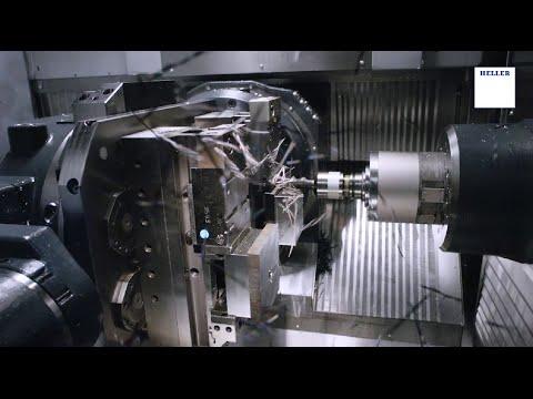 HELLER HF3500 unter Span in Serienproduktion