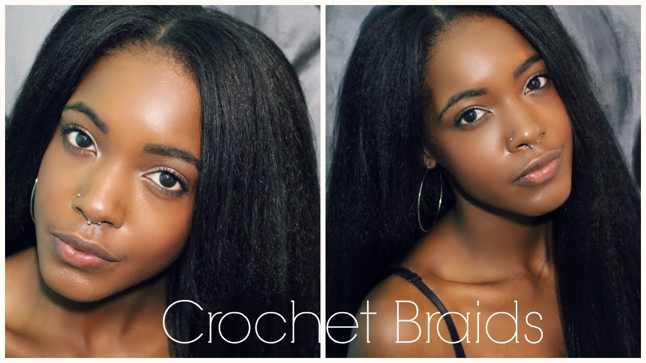Vixen Crochet Box Braids : How To: Easy Natural Looking Vixen Crochet Braids + How To Straighten ...