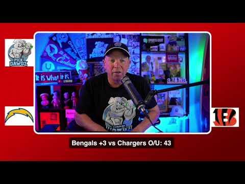 Cincinnati Bengals vs Los Angeles Chargers NFL Pick and Prediction 9/13/20 Week 1 NFL Betting Tips