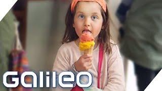 Die größten Geheimnisse der Eiscreme | Galileo | ProSieben