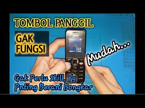 """cara-memperbaiki-tombol-panggil-nokia-105-yg-gak-fungsi-""""belajar-servis-hp-pemula""""-(doktor-punzak)"""