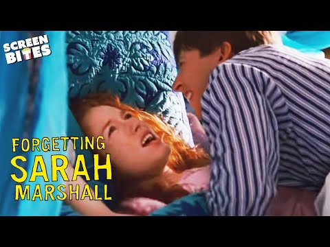 Forgetting sarah marshall newlywed sex scene
