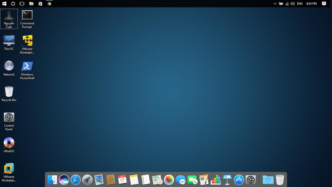 rocketdock windows 10