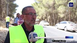 """انطلاق حملة """"أردن النخوة"""" البيئية """"بلدك بيتك"""" في الطفيلة - (5-9-2019)"""