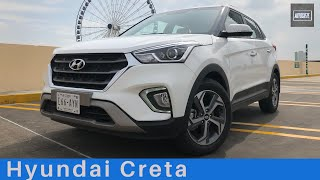 Hyundai Creta. ¡ESPACIO y COMODIDAD para 5! | AUTOSIE7E