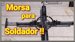 DIY MORSA para SOLDADOR !! ( T…