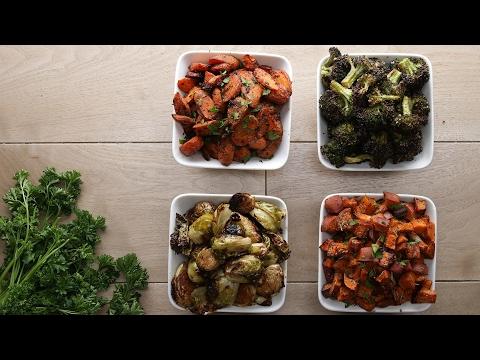Download Youtube: One-Pan Roasted Veggies 4 Ways