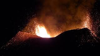 Eruption Piton de la fournaise 18/09/2018