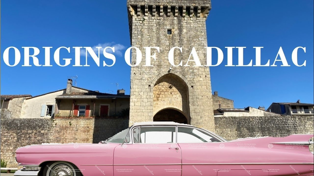 The origins of Cadillac and tour the Louis XIV inspired dinning room at Château Lagorce