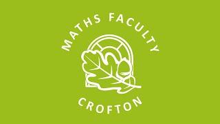 Maths Faculty at Crofton School