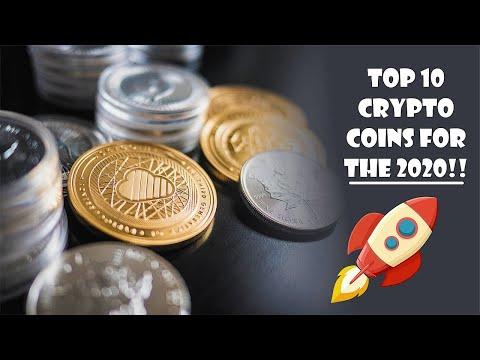 Top 10 Cryptocurrencies Set For Success In 2020 ( With Latest Prices)
