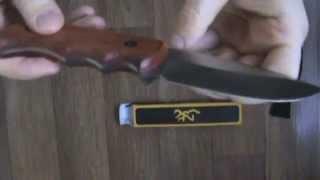 Нож Browning HSK 0134(Нож Browning HSK 0134 Браунинг HSK 0134., 2015-01-31T15:51:03.000Z)