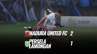 Download Video [Pekan 34] Cuplikan Pertandingan Madura United FC vs Persela Lamongan, 8 Desember 2018 MP3 3GP MP4
