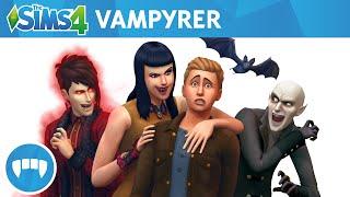 Video The Sims 4 Vampyrer: Officiell trailer download MP3, 3GP, MP4, WEBM, AVI, FLV Oktober 2017