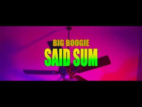 Big Boogie (Sed Sum) (Moneybagg Yo Said Sum Cover Video) @Camera Gawd