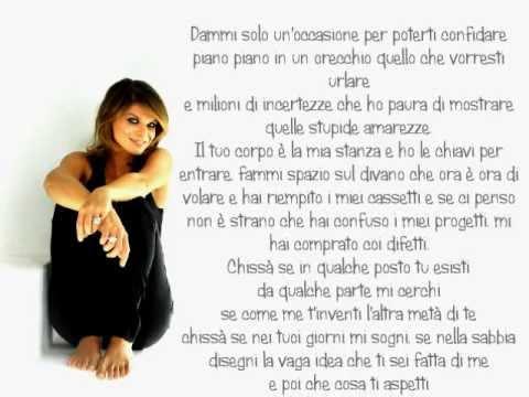 Alessandra Amoroso - L'altra metà di te