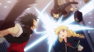UQ Holder! 2 「AMV」 - Can't Get Enough
