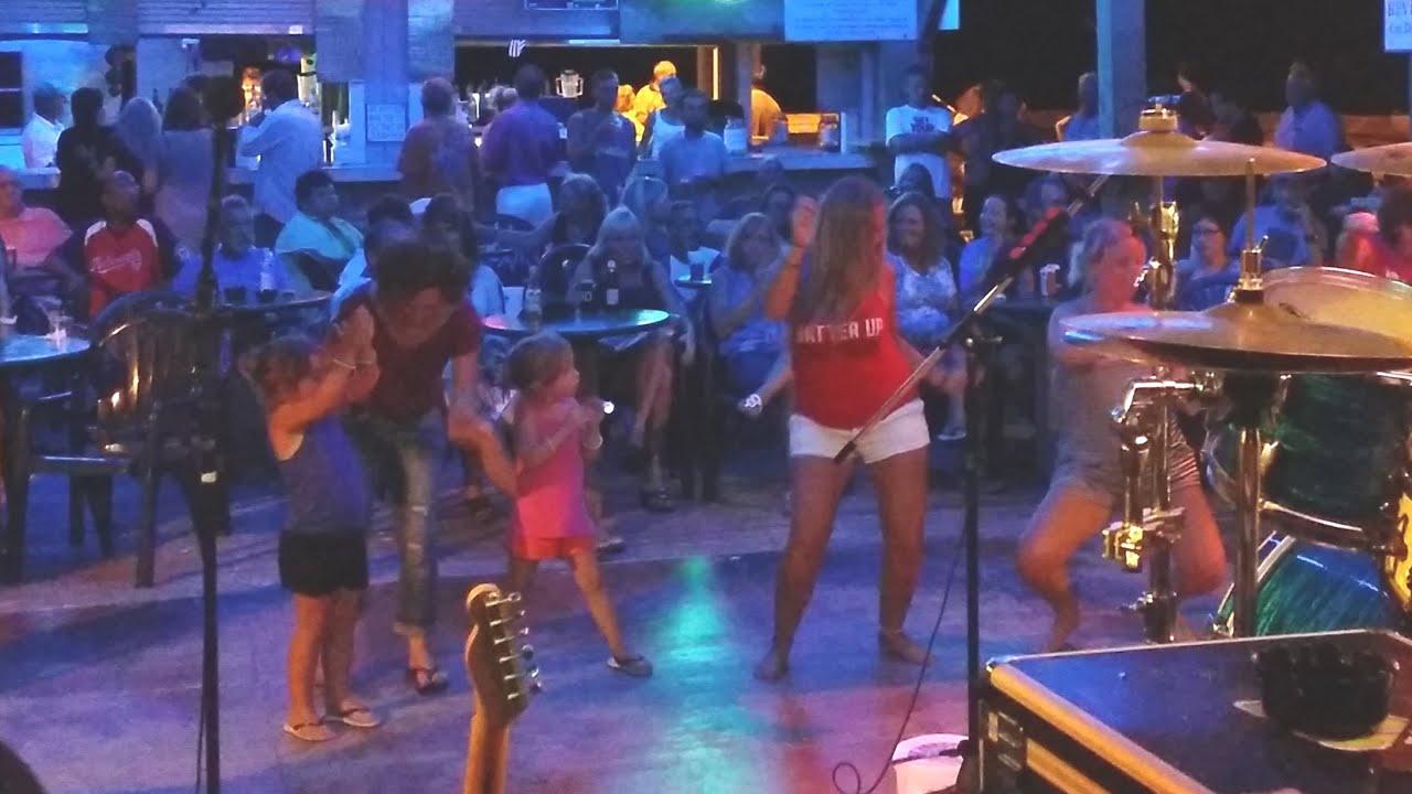Laboday Myrtle Beach Live Music Dance Garden City Pier Youtube